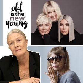 Ηλικιωμένα μοντέλα: Εφτά γυναίκες που αποδεικνύουν πως η ομορφιά δεν έχει ηλικία