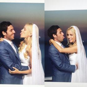 Δούκισσα Νομικού και Δημήτρης Θεοδωρίδης, ένα love story που θυμίζει παραμύθι