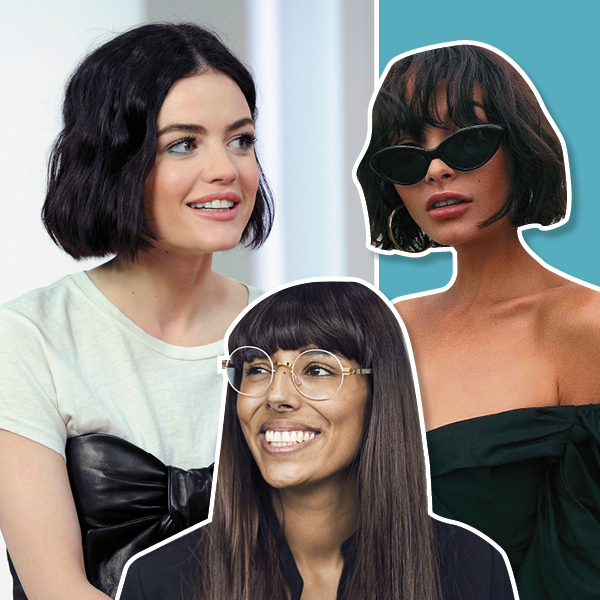 it girls, hair, έμπνευση