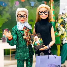 Η Barbie-Iris Apfel είναι γεγονός