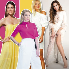 Τι ύψος έχουν δέκα από τις πιο ψηλές γυναίκες της ελληνικής τηλεόρασης;