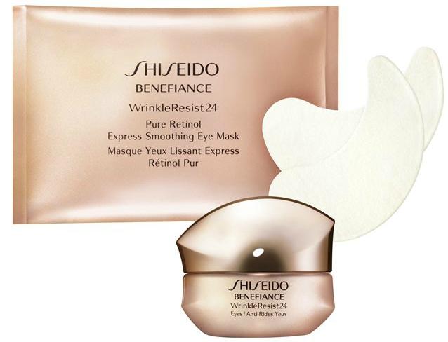 shiseido, δέρμα