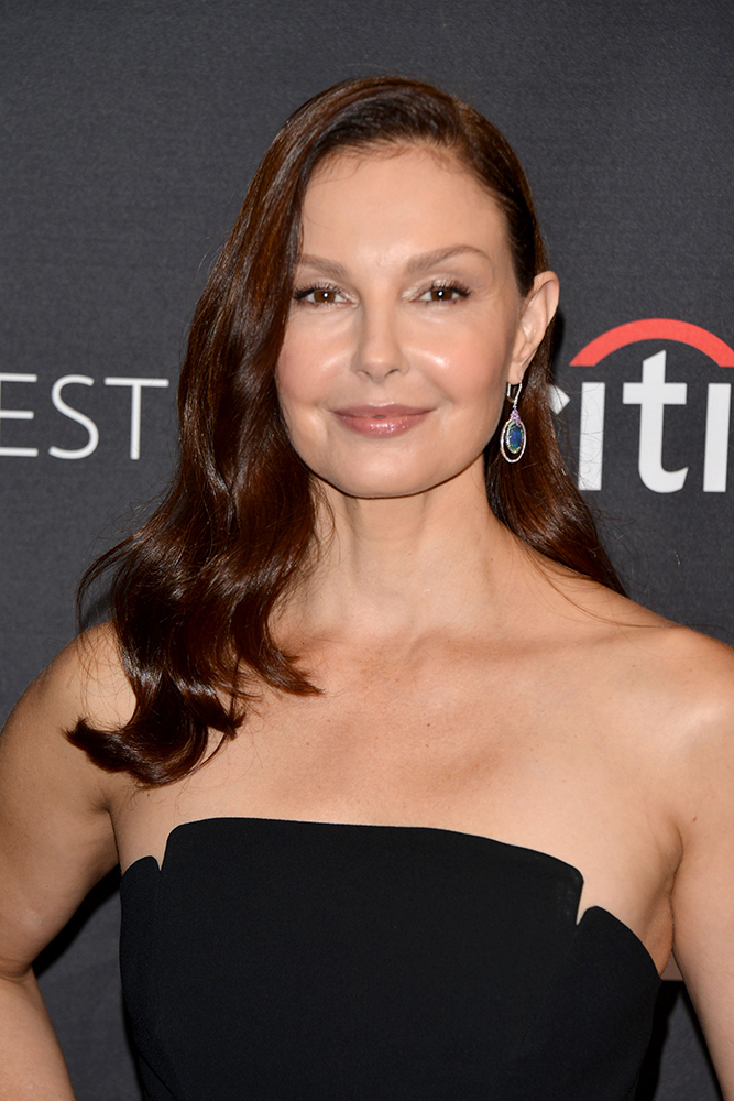 PaleyFest Fall TV Previews: Berlin Station Pictured: Ashley Judd Ref: SPL1580699  160917   Picture by: Tony DiMaio / Splash News Splash News and Pictures Los Angeles:310-821-2666 New York:212-619-2666 London:870-934-2666 photodesk@splashnews.com, σεξουαλική παρενόχληση