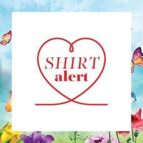 Τετάρτη 21/03: Shirt alert από το styling team του InStyle