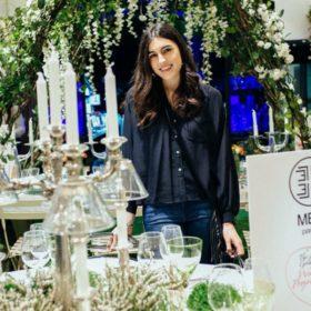 Golden Girl: Η Νίττα Μητσοπούλου του MELI parties ξέρει από σωστό σχεδιασμό και συμβουλεύει τις νύφες όπως θα έπρεπε