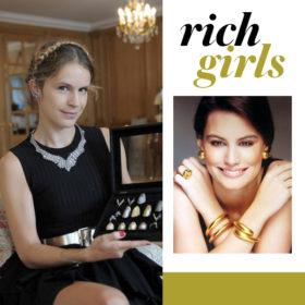 Κορίτσια πολλών καρατίων: Οκτώ πολύ όμορφες Ελληνίδες απόγονοι πλούσιων οικογενειών