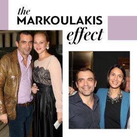 Κωνσταντίνος Μαρκουλάκης: Οι ελάχιστες σχέσεις του που έγιναν γνωστές και το ειδύλλιο με τη Χρυσή Βαρδινογιάννη