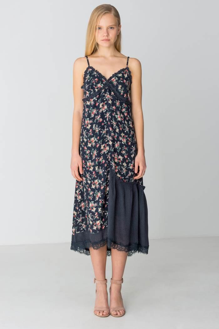 attrattivo slip dress