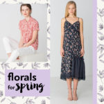 spring florals, homepage image