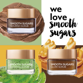 Sugar Scrubs: Τα προϊόντα που θα σας χαρίσουν την πιο υπέροχη επιδερμίδα
