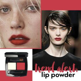 Must-Try: Τα powder lipsticks είναι τα νέα ματ κραγιόν