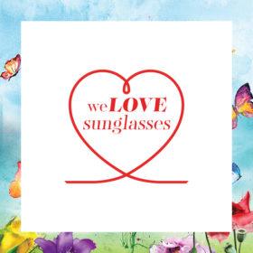 Σάββατο 31/03: Φορέστε τα κορυφαία γυαλιά της σεζόν και φωτογραφηθείτε στο «We Love Sunglasses» photobooth μαζί με την παρέα σας