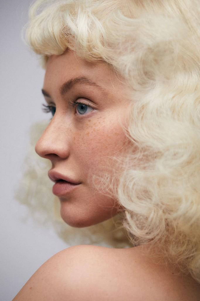 Photo: Paper Magazine, Christina Aguilera