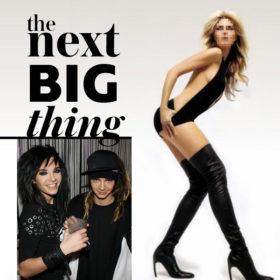 Είναι η σχέση με emo το «the next big thing»; Δείτε ποια καλλονή έχει σχέση με τον κιθαρίστα των Tokio Hotel