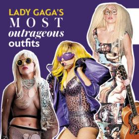 Η Lady Gaga έγινε 32 ετών και βρήκαμε 32 από τα πιο παράξενα looks της ever