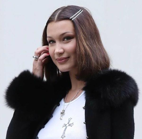 bella-hadid, hair trend