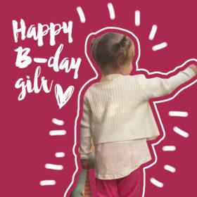 Ελένη Μενεγάκη – Μάκης Παντζόπουλος: Δείτε φωτογραφίες της κόρης τους που έχει γενέθλια