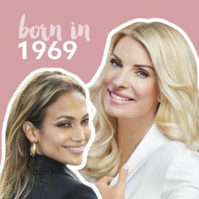Γεννημένες το 1969: Δείτε ποιες celebrities έχουν την ίδια ηλικία