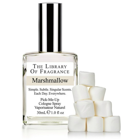 Marshmallow Κολόνια σε σπρέι by Library of Fragrance, γλυκά