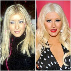 Οι αλλαγές στην εμφάνιση της Christina Aguilera από το 1999 μέχρι σήμερα είναι τεράστιες