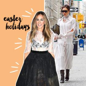 Hollywood Easter: Να πώς περνάνε οι celebrities το Πάσχα