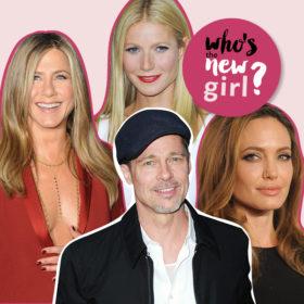 Καμία Jennifer, Gwyneth, Jolie: Η νέα σχέση του Brad Pitt δεν έχει καμια σχέση με τις άλλες