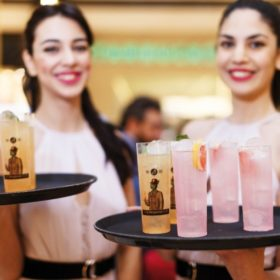 Three Cents Bubbly Cocktails: Στο πιο hot cocktail party των InStyle & Golden Hall