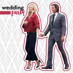 Wedding party: Η Gwyneth Paltrow και ο Brad Falchuk παντρεύτηκαν;