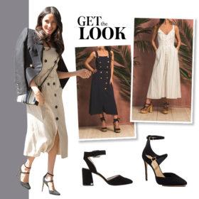 Ντυθείτε σαν τη Meghan Markle με πολύ πιο οικονομικό τρόπο