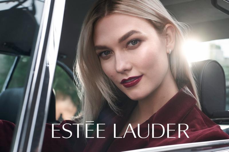 karlie kloss estee lauder, Estée Lauder