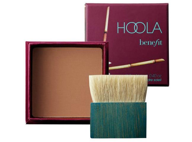 hoola bronzer benefit, bronzer