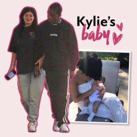 Η Kylie Jenner ποζάρει με το μωρό της άβαφη κι εμείς ανακαλύπτουμε πόσο όμορφη είναι