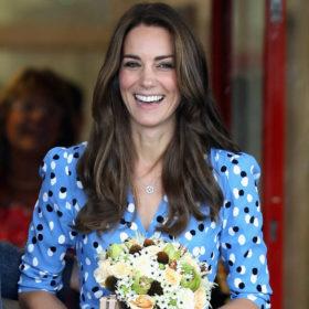 Kate Middleton: Έβαλε τα υπέροχα ζαφειρένια σκουλαρίκια της Diana!