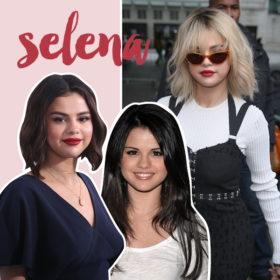 Selena Gomez: Δείτε τις αλλαγές στην εμφάνιση της στο πέρασμα του χρόνου