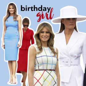 #BirthdayGirl: Δείτε τις πιο iconic εμφανίσεις της Melania Trump