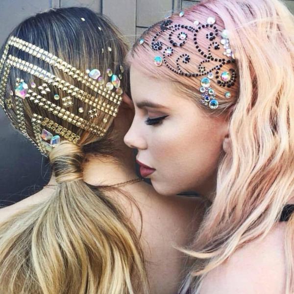 Instagram: @janine_ker_hair, κοσμήματα στα μαλλιά