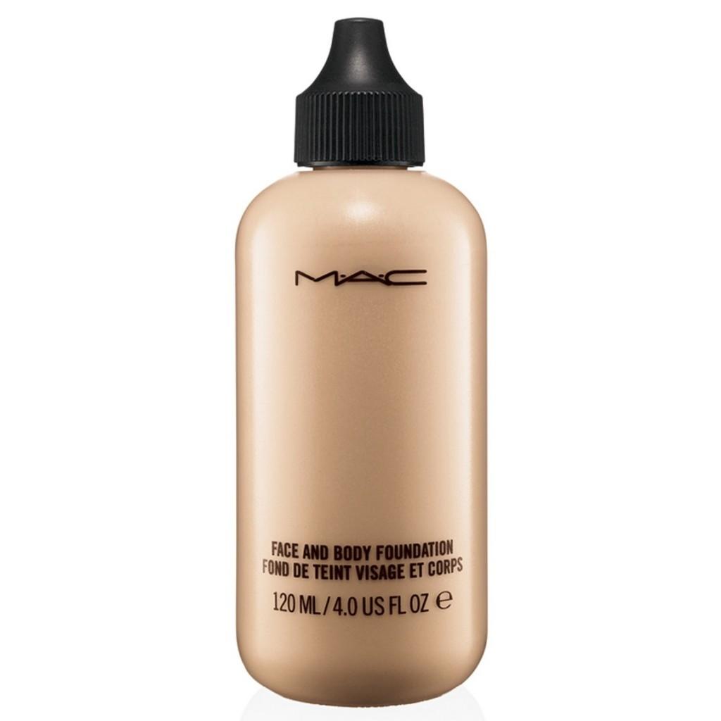 mac-face-and-body-foundation, foundation σώματος