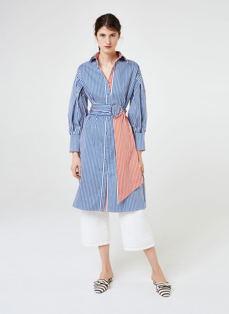 shirt dress uterque