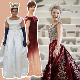 Αυτά τα τρία looks συζητήθηκαν περισσότερο στο Met Gala