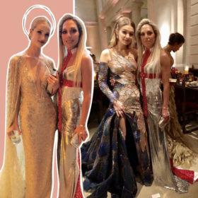 Μια πολύ γνωστή Ελληνίδα πήγε στοMet Gala και πόζαρε με όλες τις celebrities