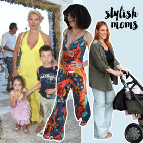 #Happymothersday: Οι πιο stylish Ελληνίδες μαμάδες
