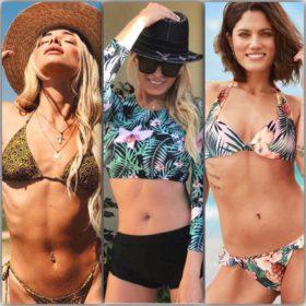 Οι Ελληνίδες celebrities που φόρεσαν ήδη το μαγιό τους για φέτος