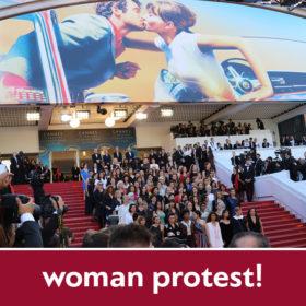 Η «εξέγερση» των γυναικών στις Κάννες