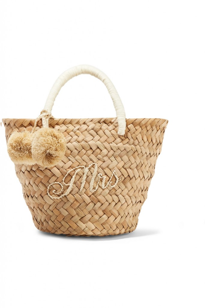straw bag kayu