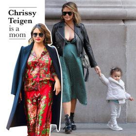 Baby boom: Γέννησε η Chrissy Teigen το δεύτερο παιδί της