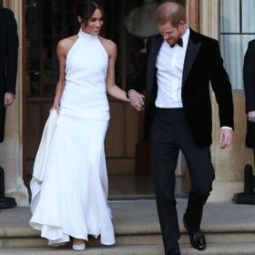 Τι φόρεσε η Meghan Markle στο πάρτι του γάμου για να τιμήσει τη μητέρα του Harry, Diana;