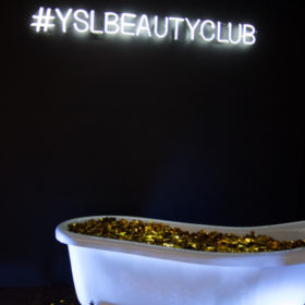 #YSLBEAUTYCLUB:  Ένα club αφιερωμένο στην ομορφιά ήρθε στην Αθήνα