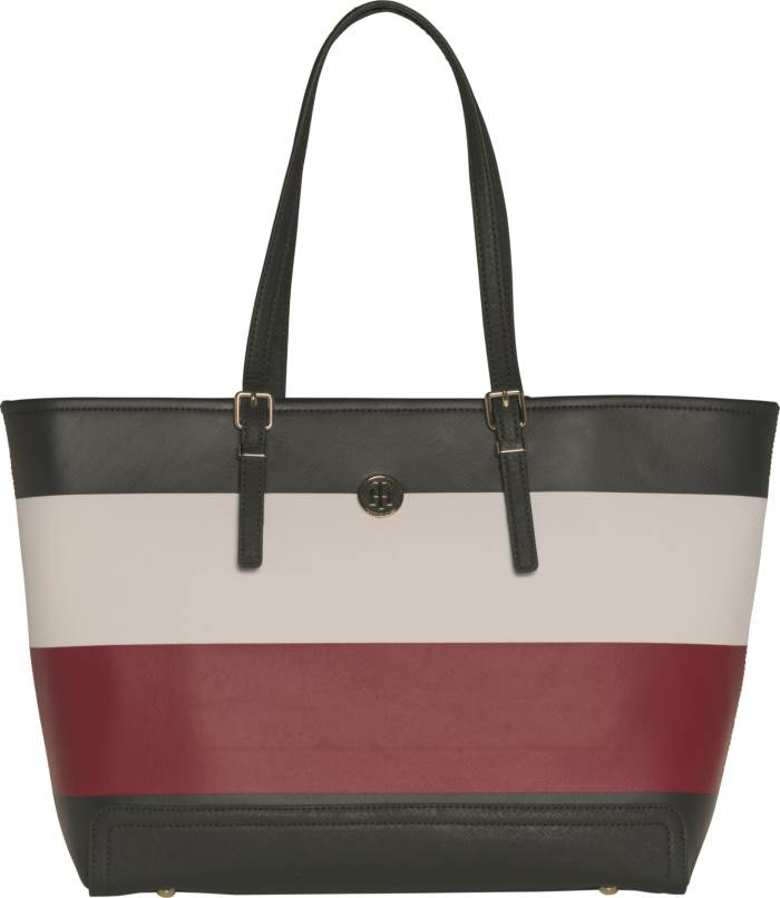 AW0AW05118903 Honey Tote Stripe