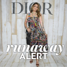 #Runaway Alert: Γιατί η Paris Jackson αποχώρησε από την επίδειξη μόδας του Dior;