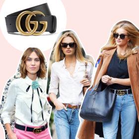 Η πανάκριβη ζώνη που έχουν αγοράσει οι πιο stylish celebrities